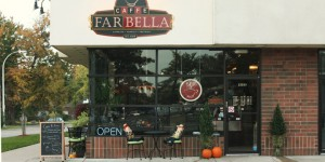 Cafe Far Bella Entrance